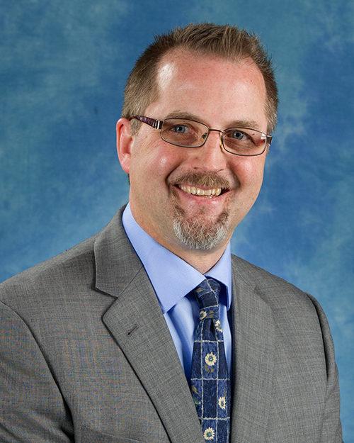 Scott Hanson, Director of Finance