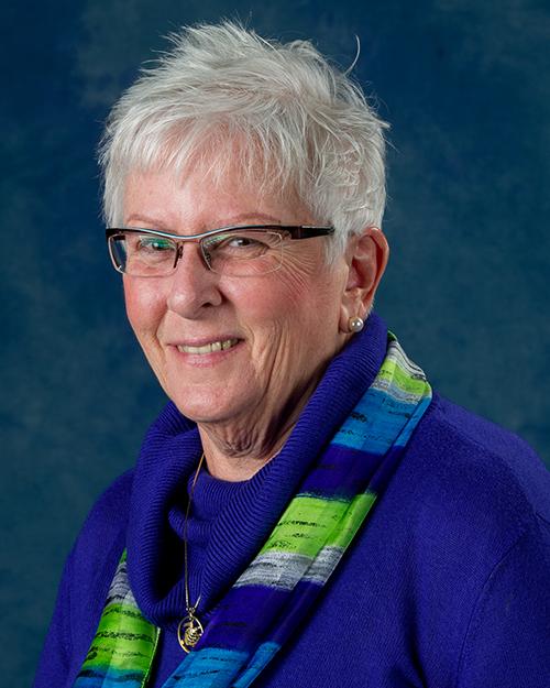 Doris Stetson, Director of Quality Assurance